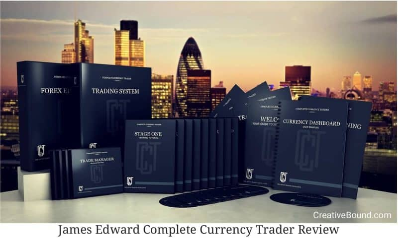 James edwards forex